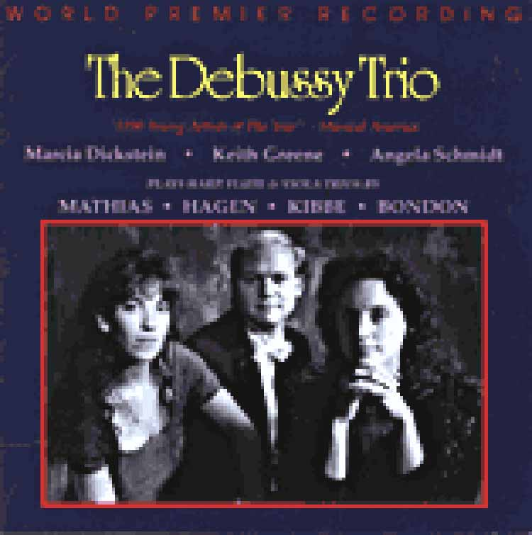 World Premier by The Debussy Trio