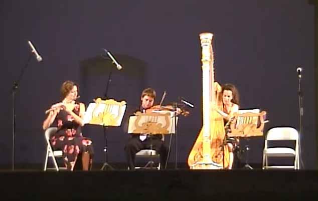"""Rondo"" by The Debussy Trio"