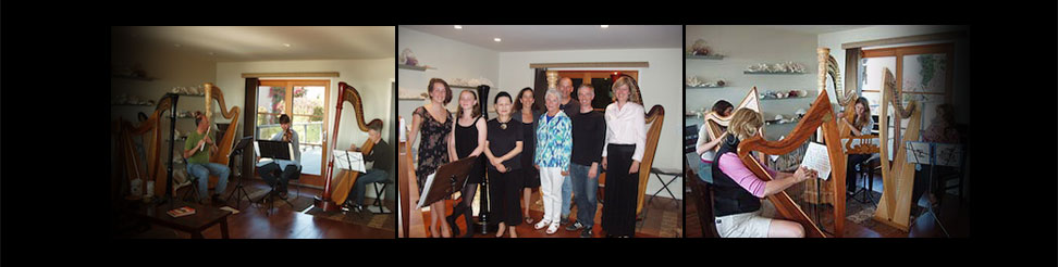 Central Coast Harp Workshop
