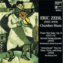 Chamber Music by Eric Zeisl