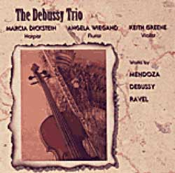 Trios by The Debussy Trio