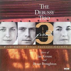 Three Friends by The Debussy Trio