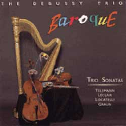 Baroque by The Debussy Trio